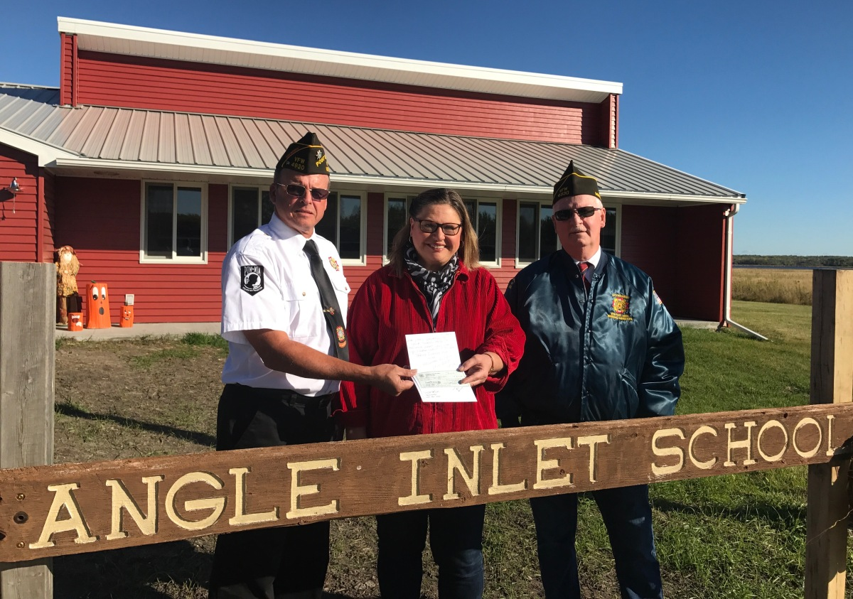 VFW Supports AngleSchool