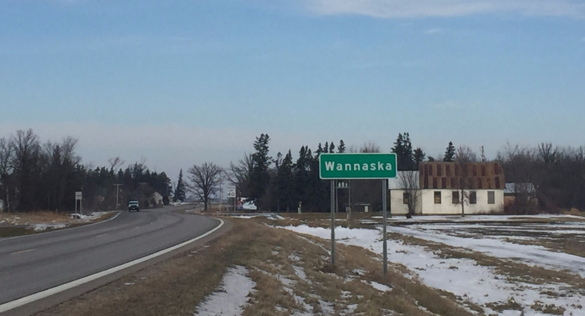 Wannaska survives the trends of rural decline