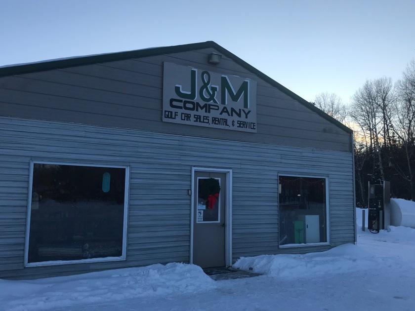 J&M storefront