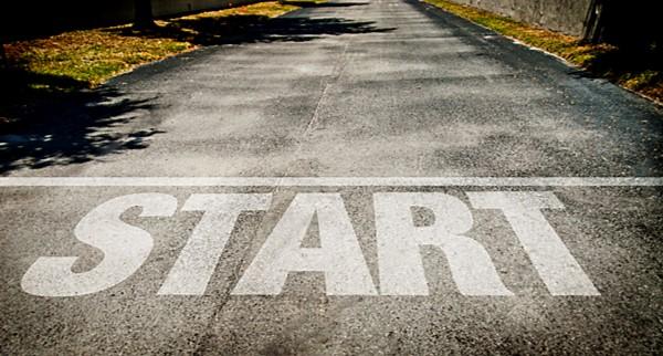 Start by Starting