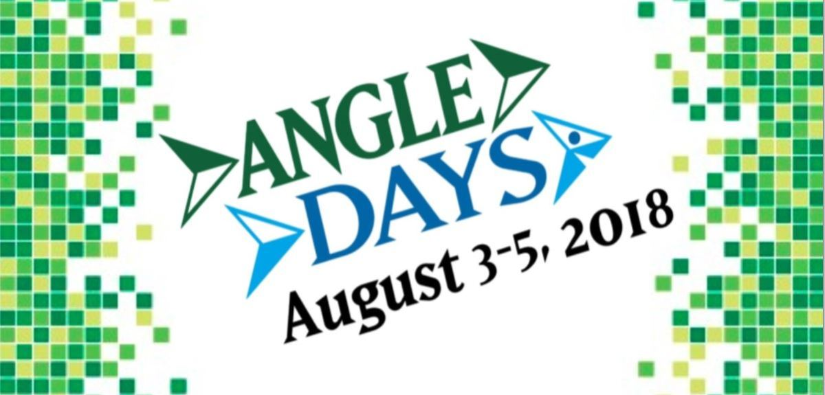 This Summer Weekend at TheAngle