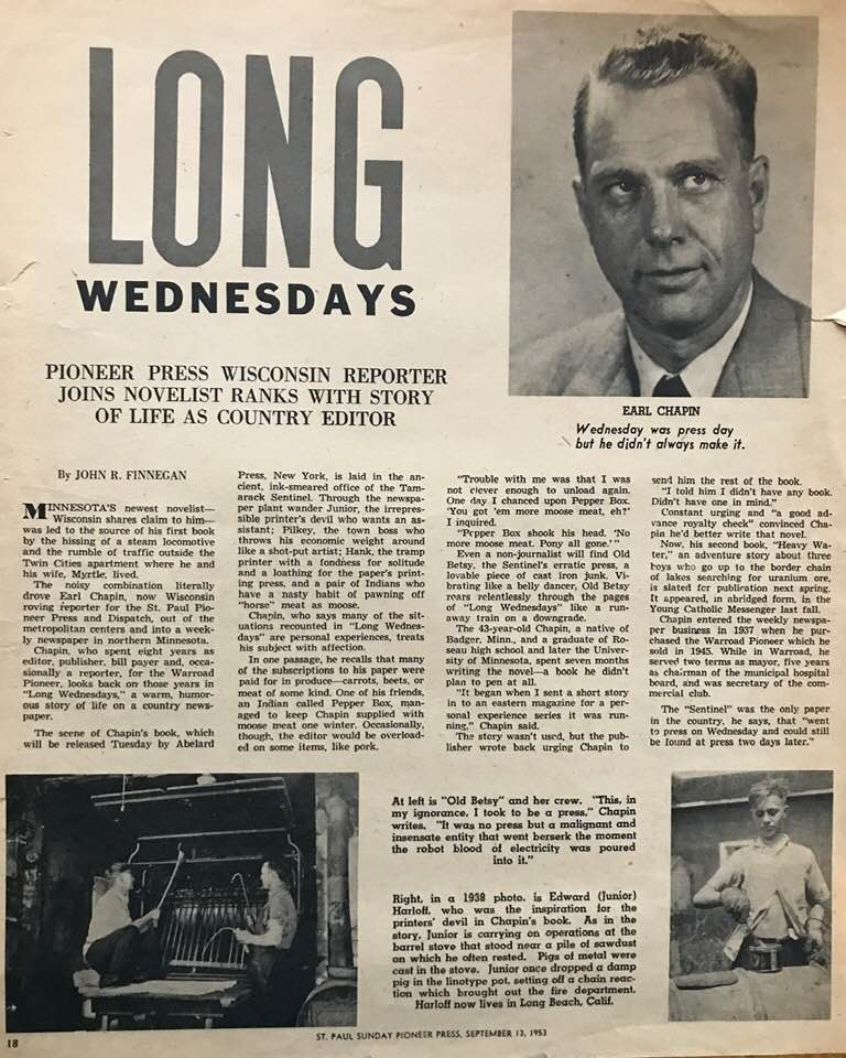 Long Wednesdays