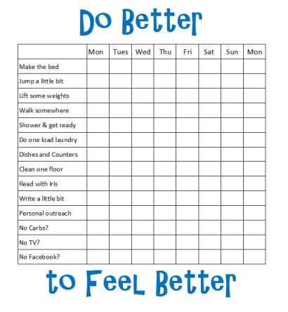 Do Better to Feel Better